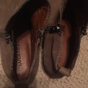 Lucky Brand Shoes - Lucky brand ankle booties